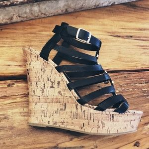 New! Candie's Wedge